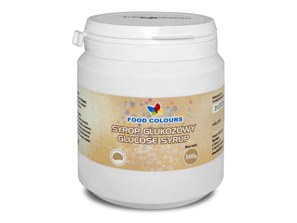 Glikozes sīrups 500g