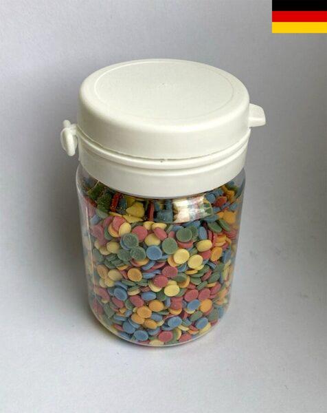 Confetti 5-colours 40g