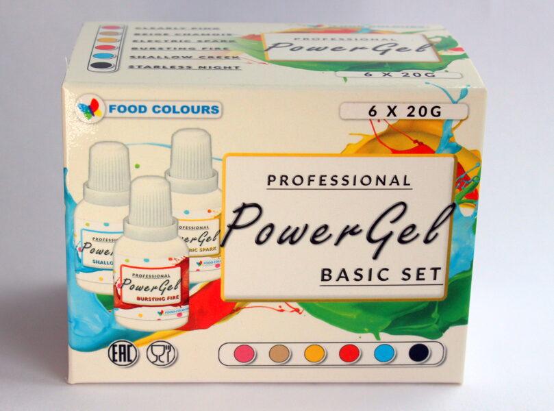 Power Get kit 6x20g