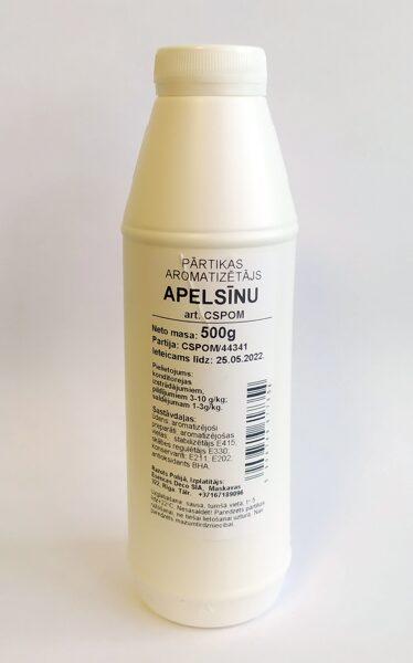 Apelsīnu pārtikas aromatizētājs 500g