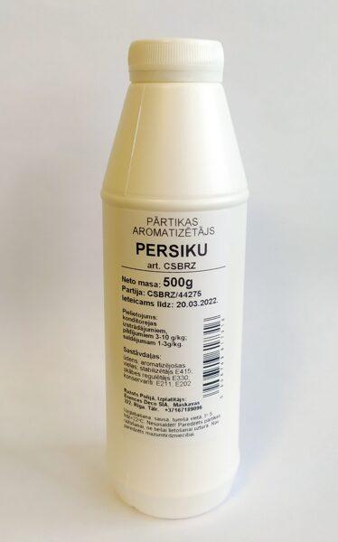 Persiku pārtikas aromatizētājs 500g