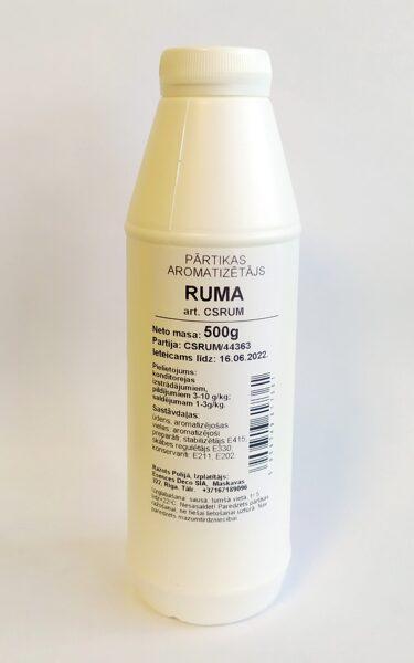 Ruma pārtikas aromatizētājs 500g